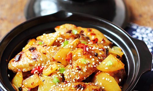 麻辣香锅鸡翅的做法