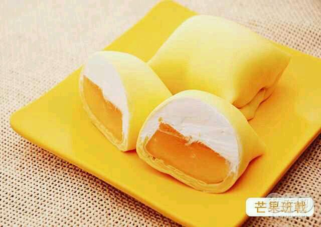 鸡蛋2个 低筋面粉120g 牛奶200ml 黄油20g 芒果班戟的做法步骤 1.