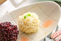 双色土豆鸡肉丸 宝宝辅食食谱的做法