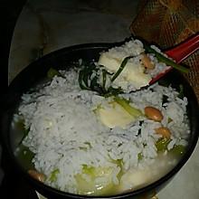 杂菜豆腐稀饭