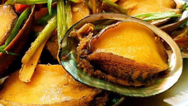 酱油水鲍鱼的做法