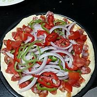 披薩的做法圖解6