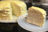千层榴莲蛋糕的做法