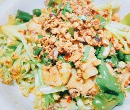 长沙大盆花菜6元的做法