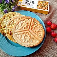 咖喱里脊烧饼#安记咖喱慢享菜#
