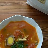 番茄牛肉莜面鱼鱼#西贝莜面争霸赛#