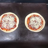 鳗鱼披萨(日偏食披萨)的做法图解3