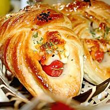 丹麦热狗面包