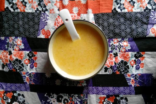 南瓜濃湯的做法