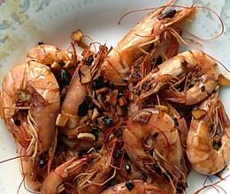 黑虾的做法
