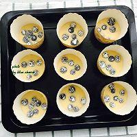 """茶油蓝莓玛芬#在""""家""""打造ins风美食的做法图解8"""