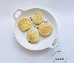 香煎鳕鱼豆腐饼的做法