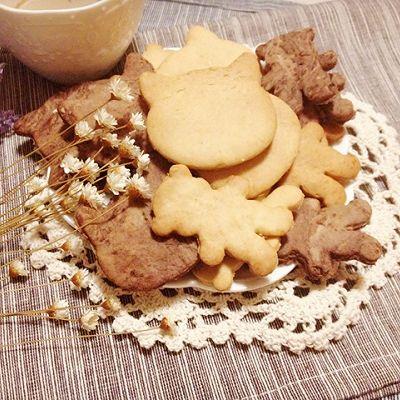 简单牛奶小饼干—下午茶甜点