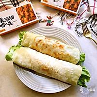 咖喱鸡腿卷#安记咖喱慢享菜#