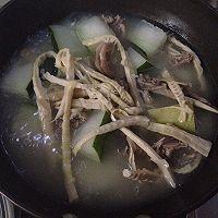 秋天全家汤水~冬瓜老鸭汤的做法图解5