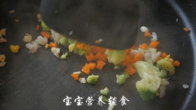 盘子辅食-不加盐也好吃得舔宝宝,学这个偷懒红豆黄鸭汤图片