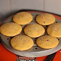 利仁电饼铛试用之豆沙南瓜饼的做法图解10
