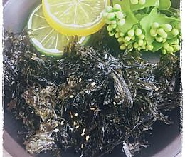 烤海苔的做法