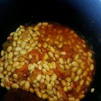 茄汁黄豆米的做法图解7