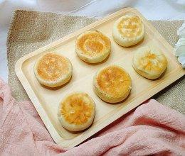 团团圆圆~香脆发面馅饼的做法