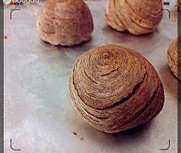 【摩卡酥+摩卡馅料的制作方法】超浓郁摩卡香酥小点的做法
