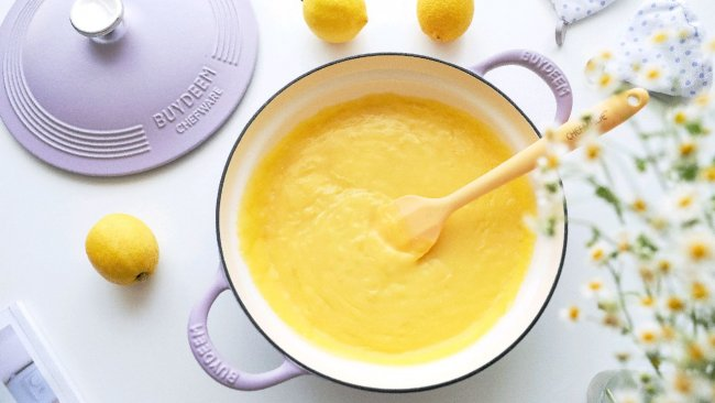 酸酸甜甜就是我~夏日清新无糖柠檬酱的做法