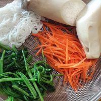 清爽小拌菜——抢拌手撕杏鲍菇的做法图解5
