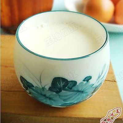 花生银耳牛奶