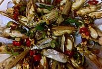 蒜蓉蛏蒸粉丝的做法