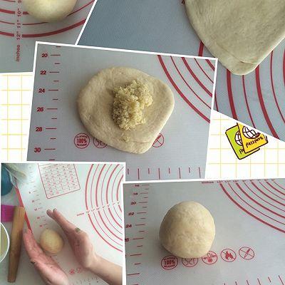 65度汤种脆底小面包的做法 步骤8