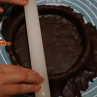 浓情蜜意巧克力派的做法图解9