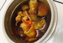 香菇虫草花鱼胶汤的做法