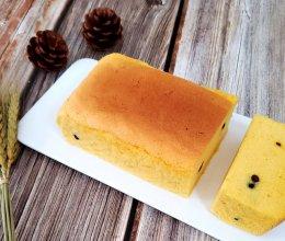 南瓜古早味蛋糕的做法