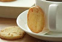 糖渍橙皮黄油饼干的做法