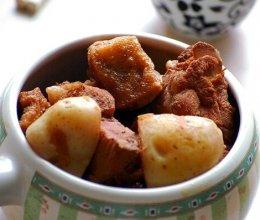 铁锅小土豆炖排骨的做法