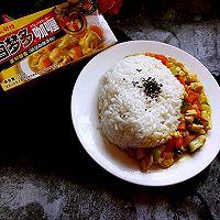 咖喱鸡丁饭#百梦多Lady咖喱#