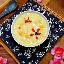 蜜薯枸杞小米粥