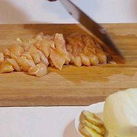 香菇鸡胸肉焖饭的做法图解1