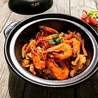 麻辣干锅虾#厨此之外,锦享美味#