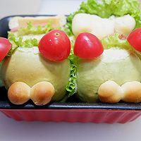 小熊排包三明治的做法图解10