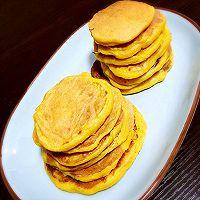 芒果牛奶煎餅的做法图解5