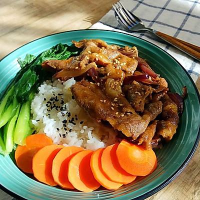 比吉野家好吃的快手日式『牛肉饭』