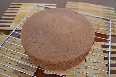 浓郁的好味道--巧克力海绵蛋糕#长帝烘焙节#