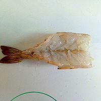 花开富贵芝士焗大虾#秋天怎么吃#的做法图解4