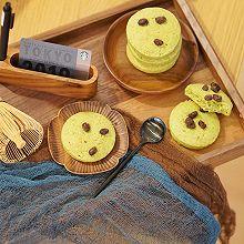 甜品|抹茶司康饼,一抹绿清凉过夏天#硬核菜谱制作人#
