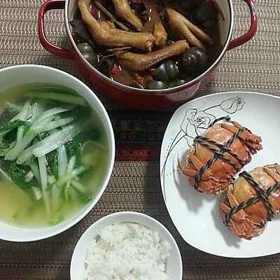 改良版的螺丝鸭脚煲的美食-菜谱-豆果做法养生春季食谱款八移动图片