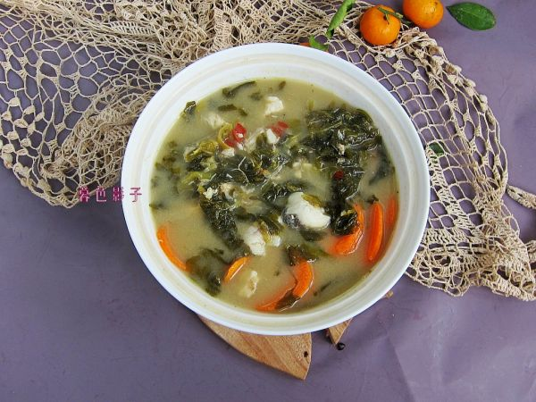 酸菜鱼,年夜饭里一道解腻又解酒的好菜的做法
