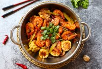 瞬间引爆味蕾的香辣虾的做法