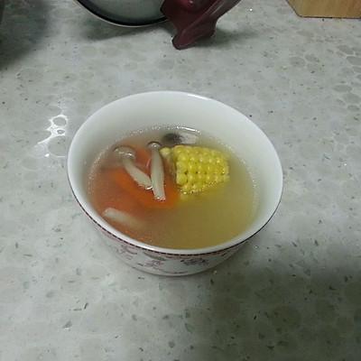 清淡病号营养汤