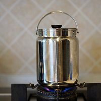 香香糯糯一碗补血粥--焖烧锅版本腊八粥的做法图解3